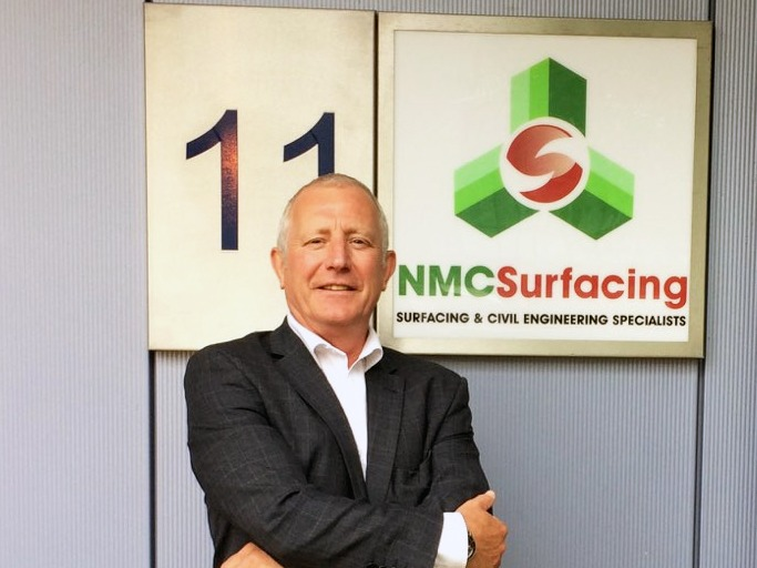 NMC Group have laid down their intentions for growth and dominance within the Surfacing and Civil Engineering sector with their second key appointment within a month.